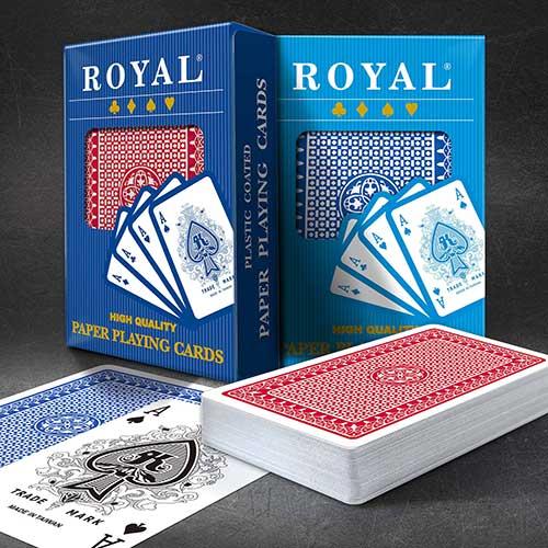紙質撲克牌